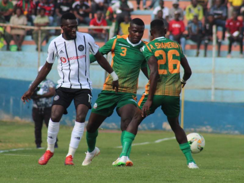 CAF CL: Eagles aim to fly high in the robbers' den