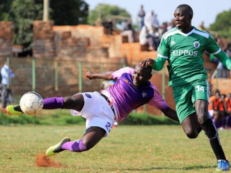 🇺🇬 Uganda Cup: League rivals face off in the last 16