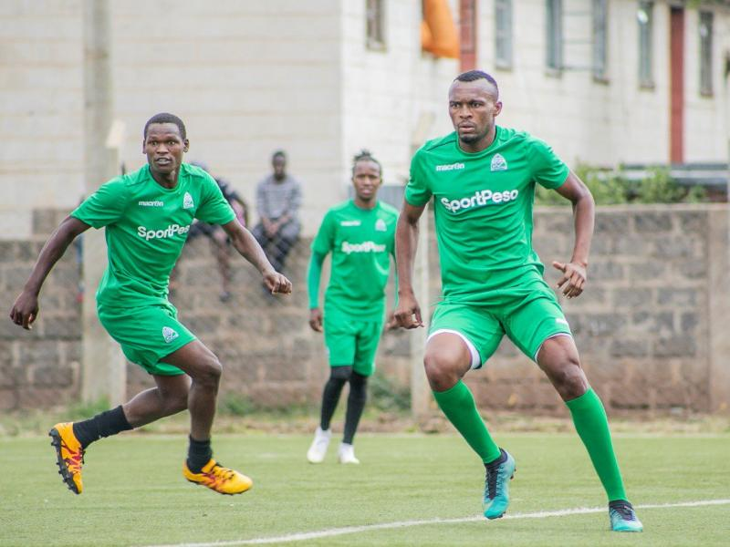 Former Kariobangi Sharks defender admits of fearing the Gor Mahia duo of Tuyisenge and Kagere