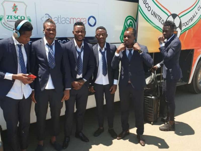 Zesco back home after forcing a draw in Tanzania