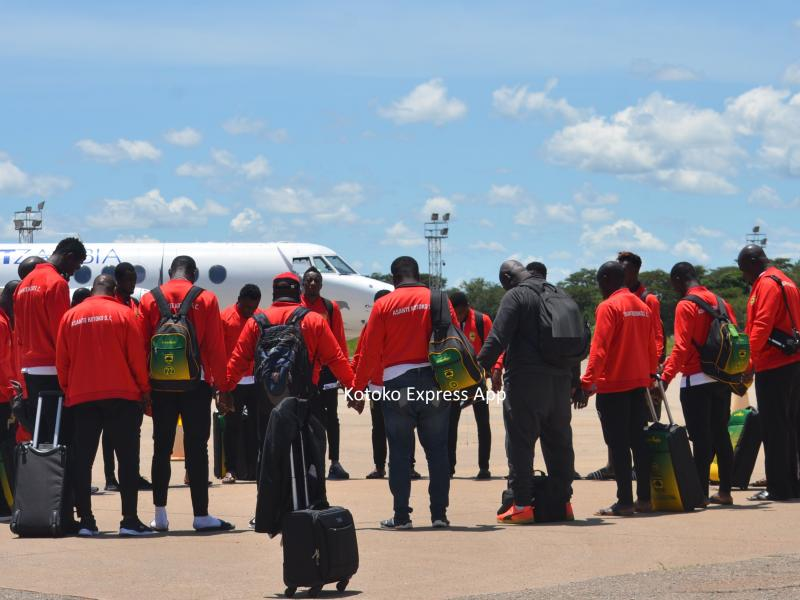 CAF CC: Zesco United's opponents jet in