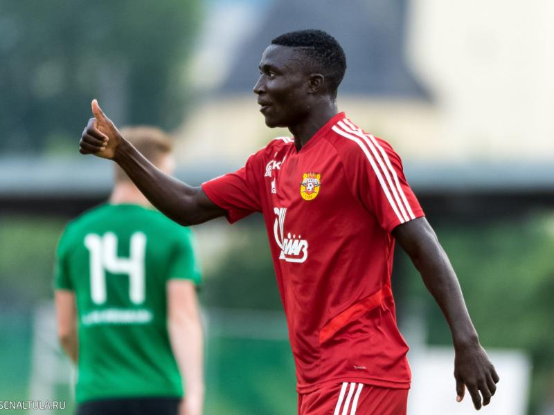 Official: Arsenal Tula sign Zambian duo