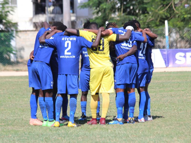 Bandari's team for CECAFA Kagame Cup test named