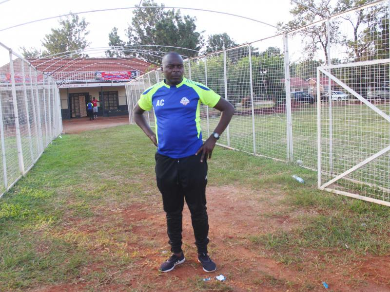 🇺🇬 Newly appointed Maroons coach Ayiekoh ready to drain the swamp