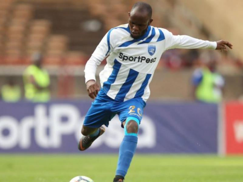 AFC Leopards appoint new captain for Kariobangi Sharks tie