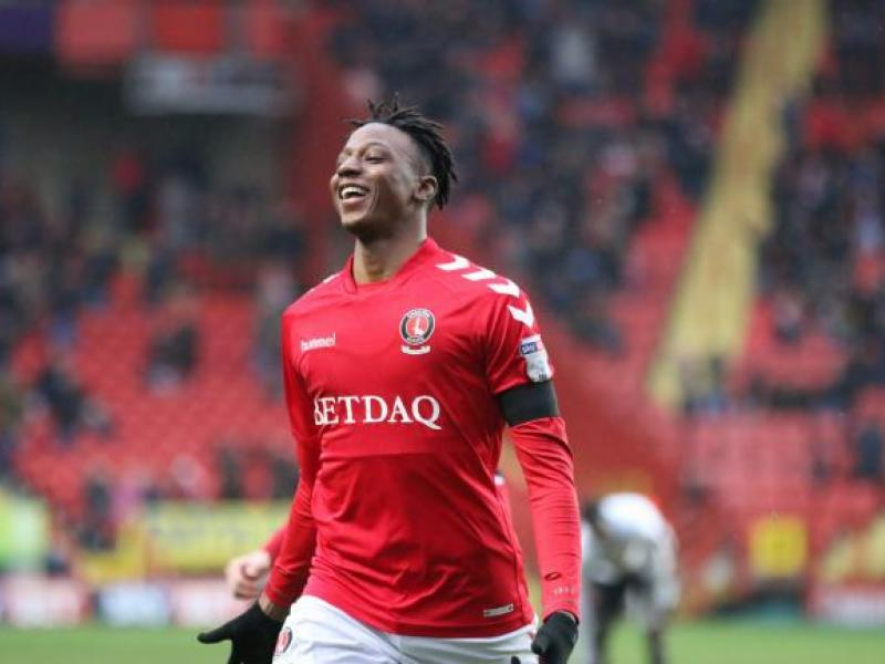 Arsenal show interest in Charlton Athletic youngster