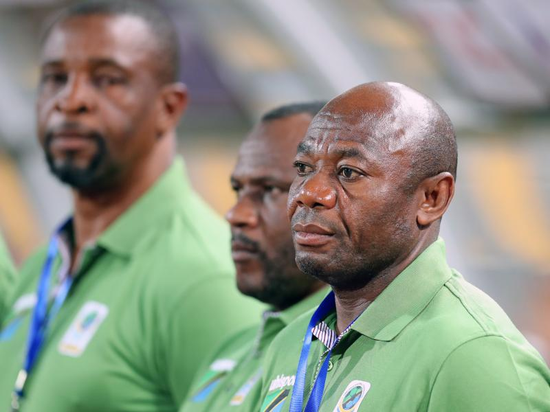 Amuneke drags Tanzania FA to FIFA