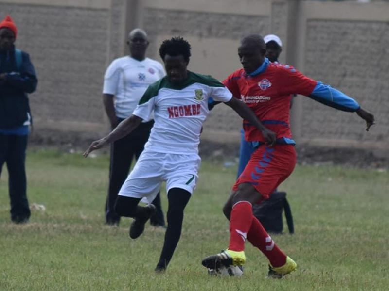 Mathare United winger angling to open his 2019/20 account against Tusker