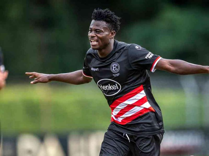 Fortuna Dusseldorf sign Ghanaian youngster Kelvin Ofori