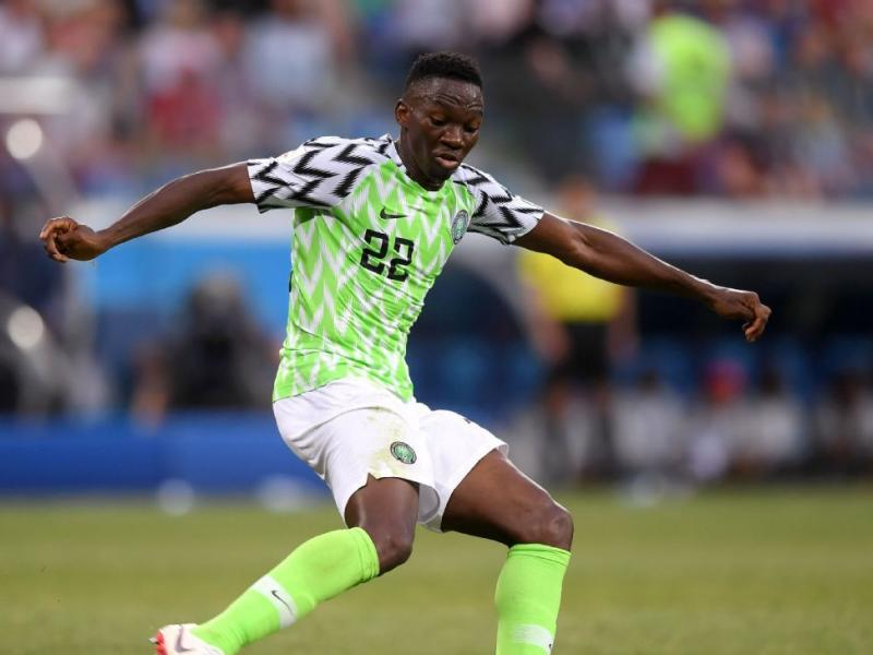Chelsea ready to part ways with Kenneth Omeruo