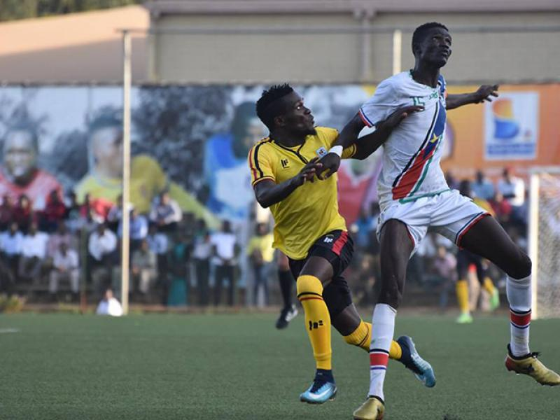 South Sudan include two KPL players for AFCON Preps