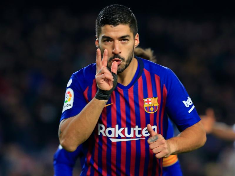 Barcelona handed Luis Suarez injury boost ahead of La Liga kick off