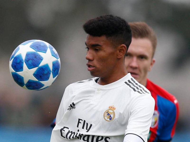 Nigeria-eligible midfielder promoted to Real Madrid's reserve team