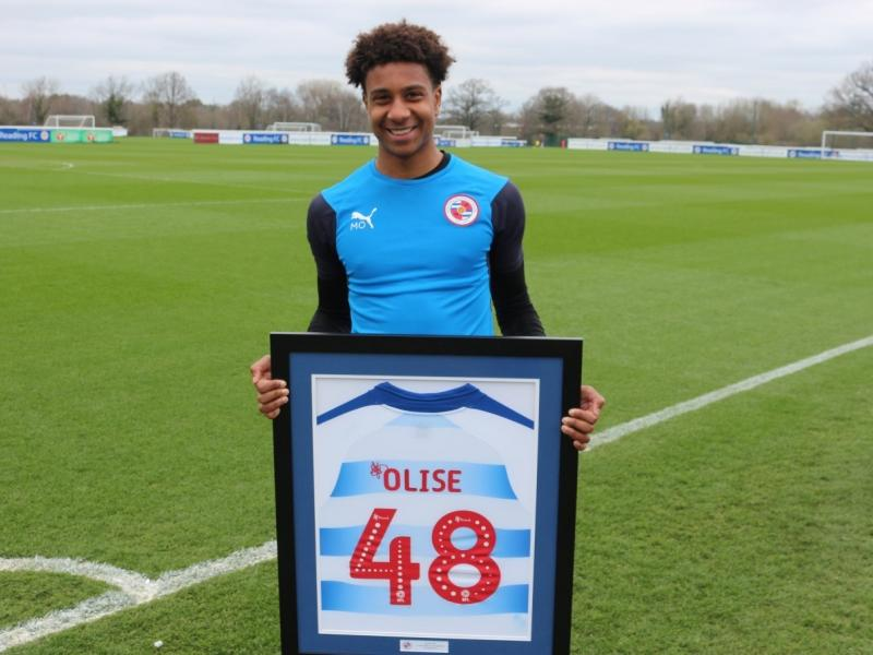 Former Chelsea youth star named as Reading FC's Scholar of the Year