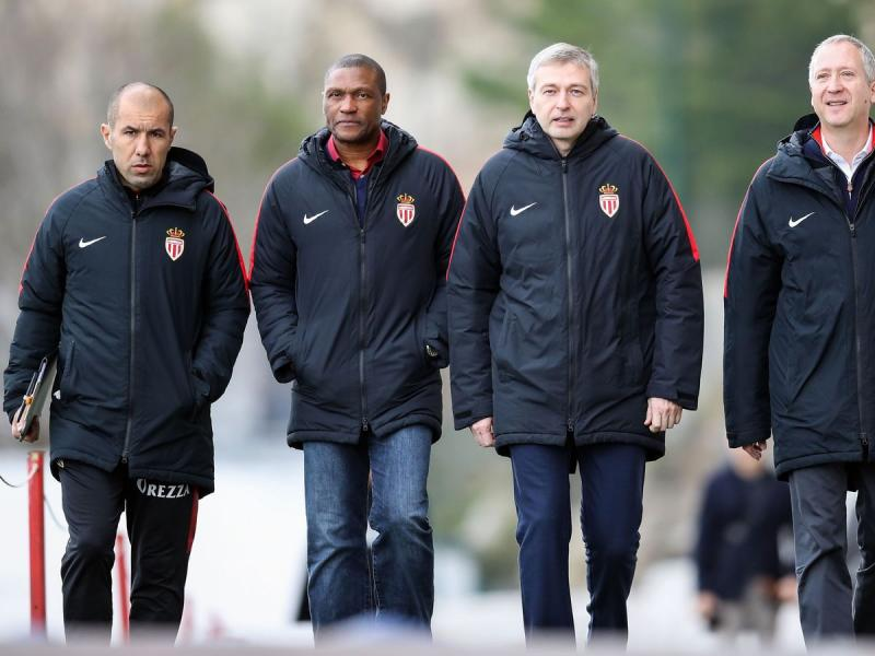 Monaco part ways with sporting director Emenalo