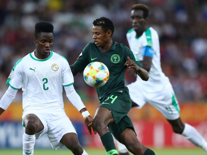 All Africa Games: Flying  Eagles to face Mali in semi-final
