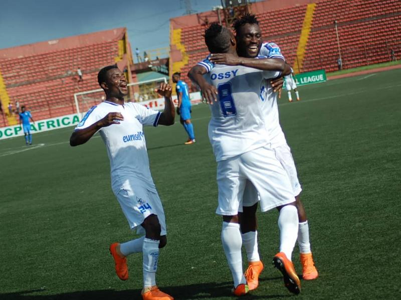 AITEO Cup: Rivers United overpower FC Timberloader