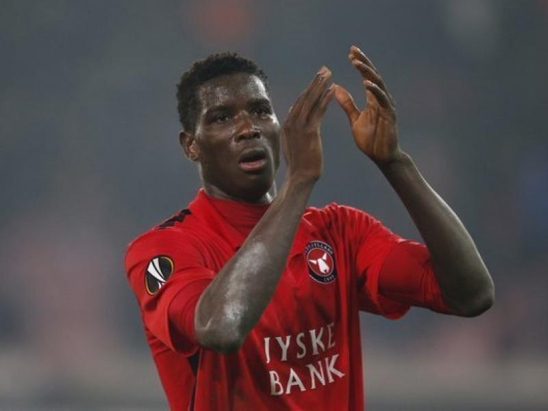 Paul Onuachu on the verge of breaking Nigerian record in Denmark