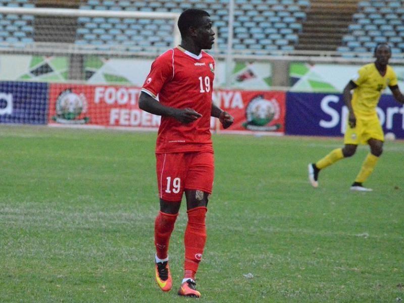 Harambee Stars Player Profile: Paul Were