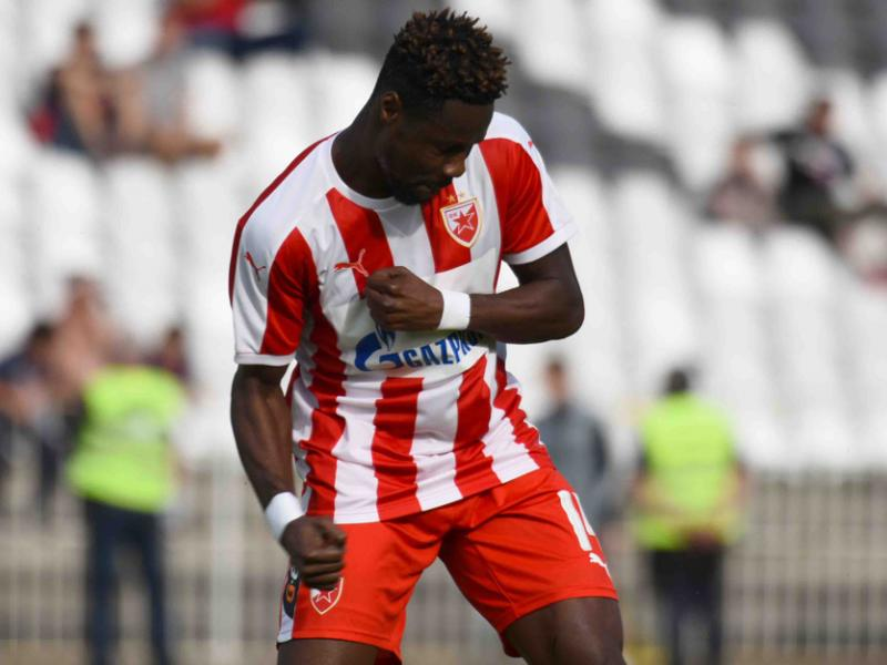"Richmond Boakye: ""My hard work inspires me to score goals"""