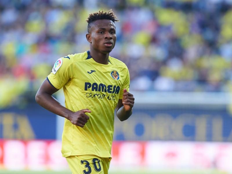 Barcelona line up Chukwueze as alternative to Neymar
