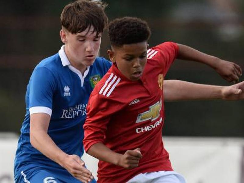 Who's Shola Shoretire, the Nigerian-born wonderkid included in Man United's team to face Real Sociedad?