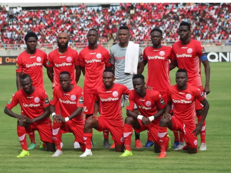 Simba withdraws from Kagame Cup