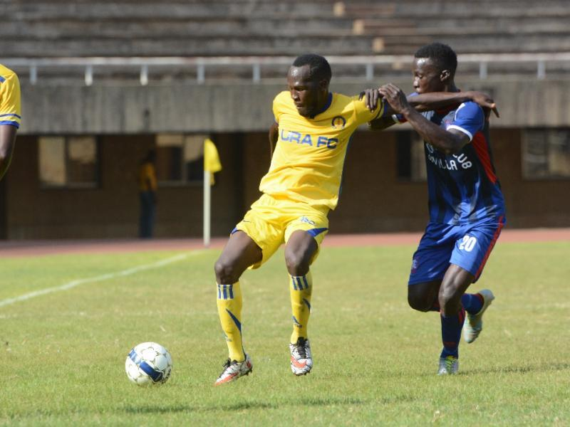Dynamic Ssentamu duo to return to Vipers SC