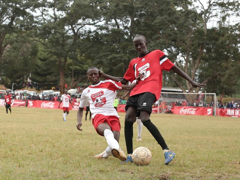 EA Games: Kapchanga bags a hattrick as St. Anthony's begins tournaments with a bang