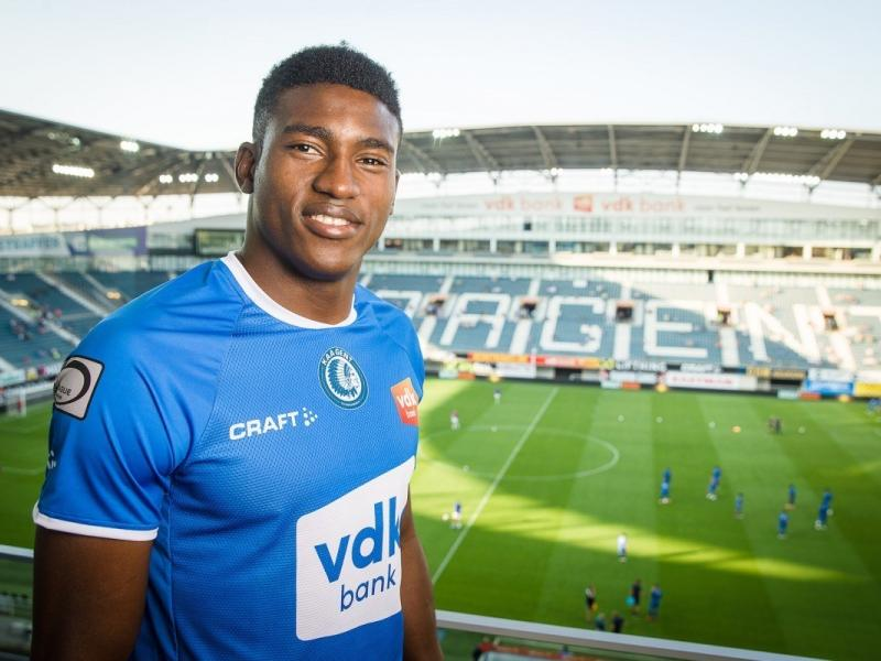 Awoniyi reveals reason behind his struggle at Gent