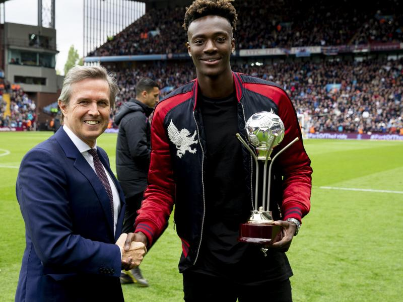 Tammy Abraham on why Villa deserve Premier League return