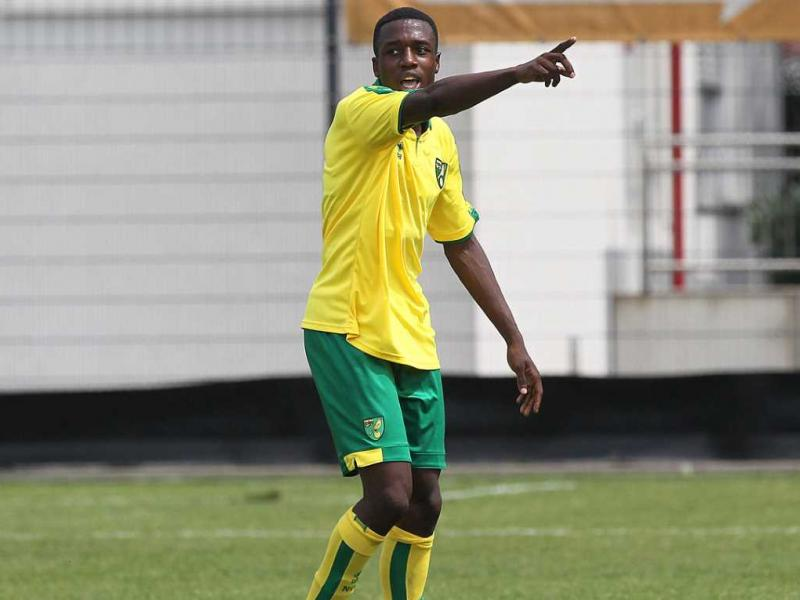 Norwich City extend Nigerian defender's contract