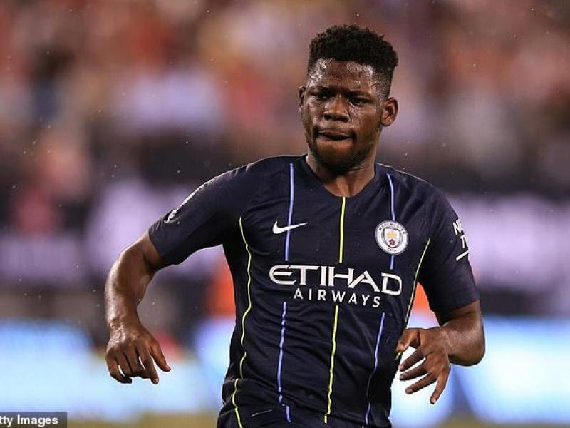 Nigerian youngster to leave Manchester City after 13 years