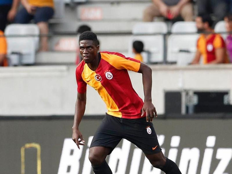 Galatasaray send Valentine Ozornwafor out on loan to Spanish Segunda