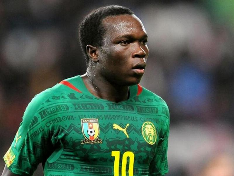Cameroon suffer injury blow as Aboubakar is ruled out of AFCON