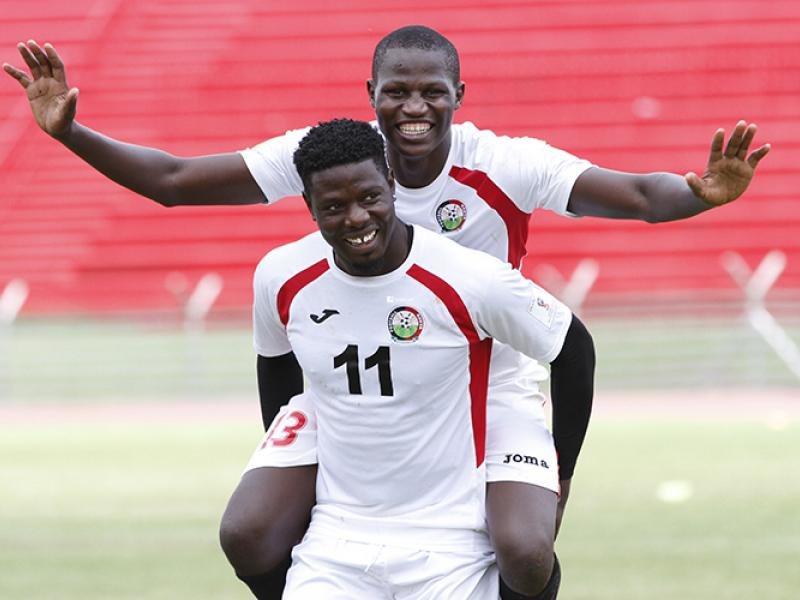 Wanga believes Harambee Stars has a squad that can challenge