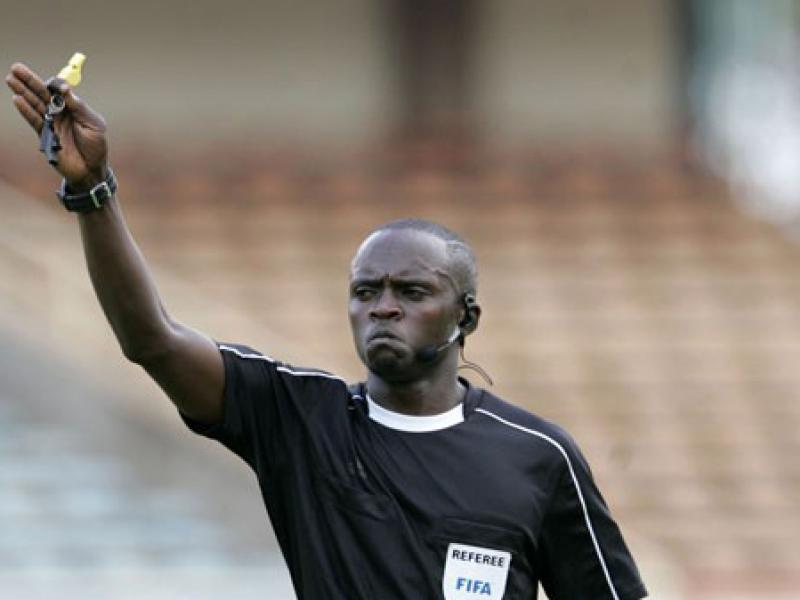 CAF appoints Kenyan referee to officiate Africa Championship quarterfinal