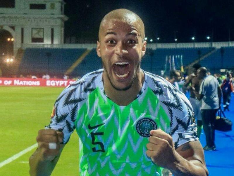 AFCON 2019: Troost-Ekong wins Man of The Match award as Nigeria claim bronze