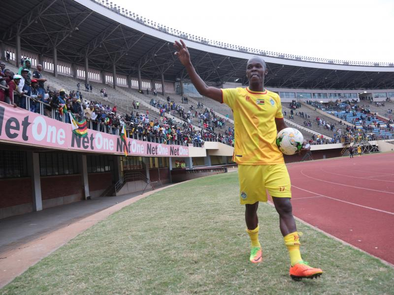 🇿🇼🇧🇪 ZIFA offer support towards Knowledge Musona