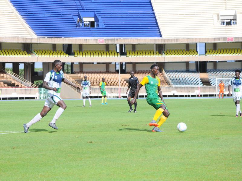 Q&A: Duke Abuya speaks on facing Everton and Kariobangi Sharks' woeful run