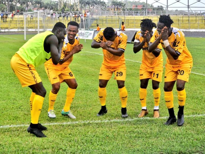 Special Competition: Ashanti Gold vs Medeama highlights quarter final fixtures