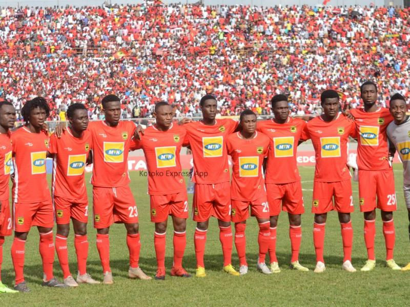 Ghana Special Competition: Kotoko thrash Wonders, Hearts lose