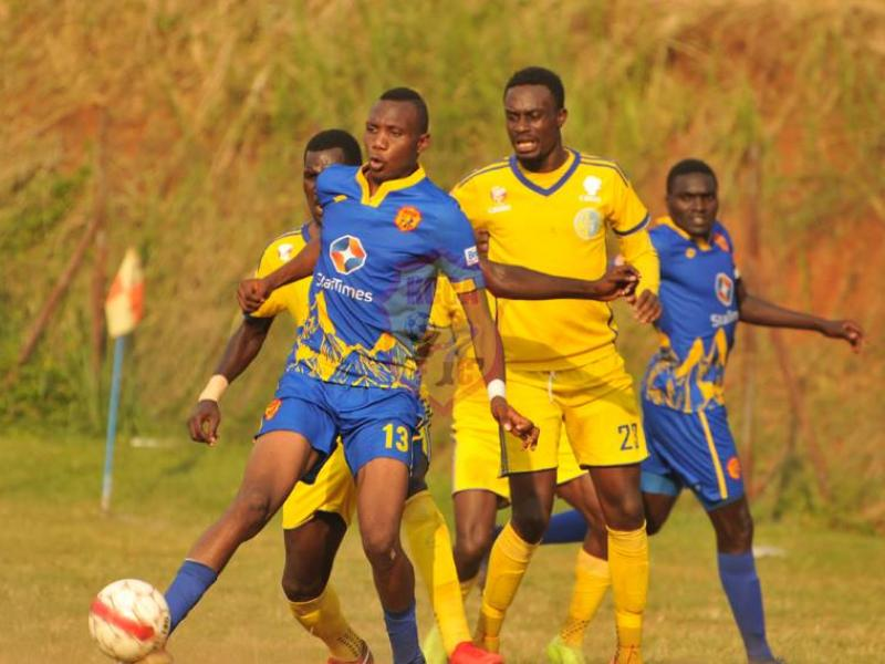 Kiwanuka: Draw against KCCA is a good result