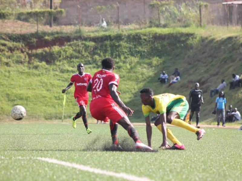 UPL: Busoga United stun BUL FC as Vipers SC consolidate lead