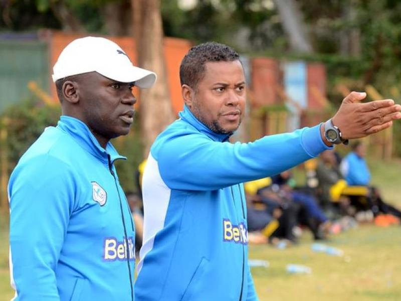New Sofapaka FC coach impressed by players; angles at adjusting offensively