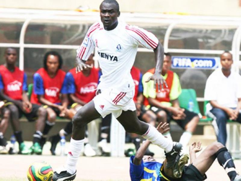 Former Harambee Stars defender slapped with 10-year ban