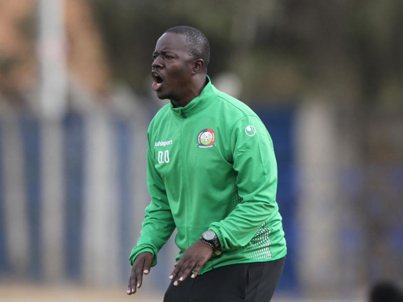 Harambee Starlets to work on defence ahead of Malawi test