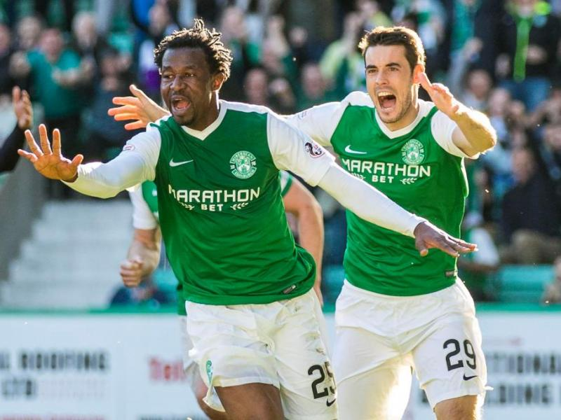 Efe Ambrose tipped for Cardiff City move away from Hibernian