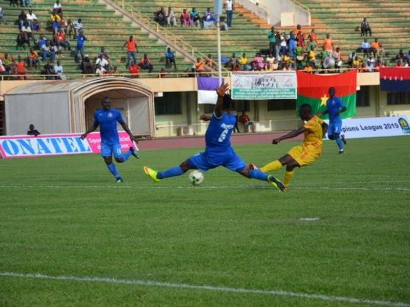 CAF CL: Enyimba crash out