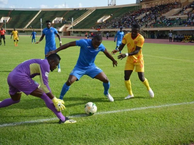 CAF CL: Enyimba wallop Rahimo FC to advance